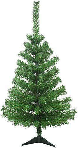 Wagtail Albero di Natale Misure Mini 60 cm - Colore Verde - Facile montaggio