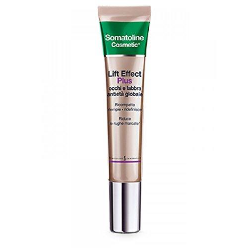 Somatoline Cosmetic Lift Effect Plus Occhi e Labbra - 15 ml