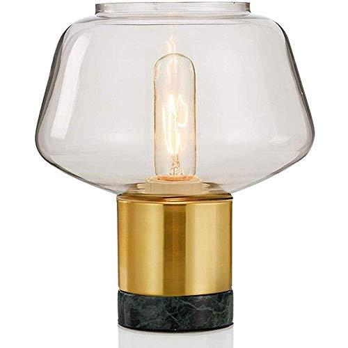 HTL Lámpara de Lectura Iluminación Decorativa Lámparas de Mesa Tradicional Juego de Sombra Bronce Desplazamiento de Hierro Afilado Crema de Tambor para el Dormitorio de la Sala de la Familia