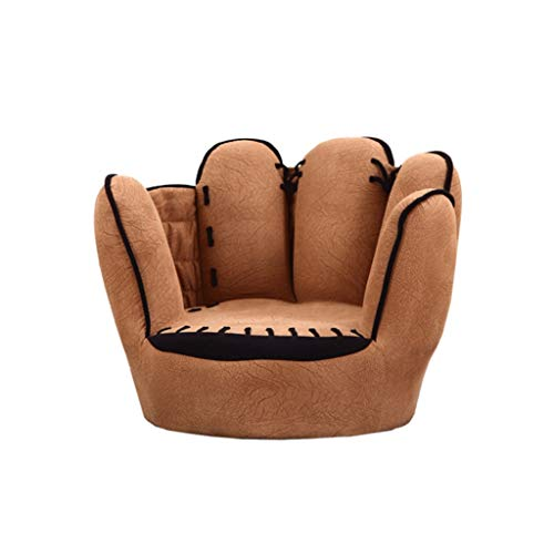 GZQDX Cinco Dedos modelando el sofá elvet Creativo para niños Solos