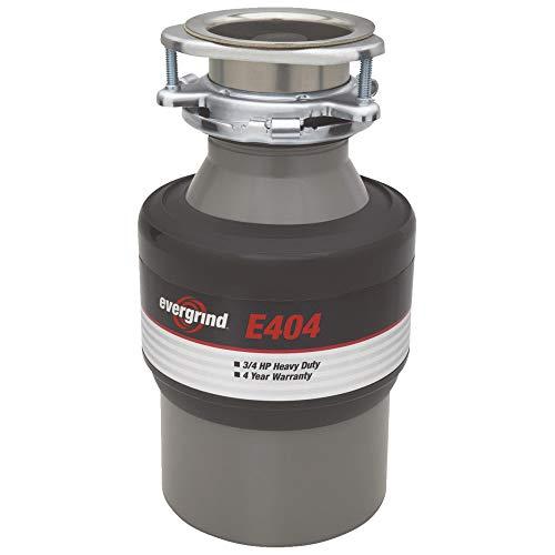 Insinkerator Evergrind E404 3/4 HP Garbage Disposer