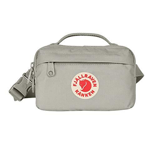 Fjallraven, Kanken Hip Pack with Waist Belt for Everyday Use and Travel, Fog