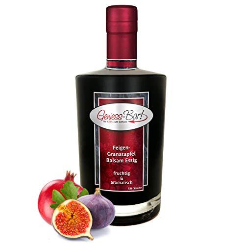Feigen - Granatapfel Balsam Essig 0,5L 70 % Fruchtanteil 5% Säure