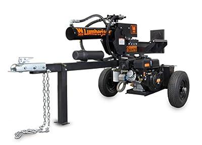 WEN 56222 Lumberjack Gas-Powered Log Splitter, 22 Ton
