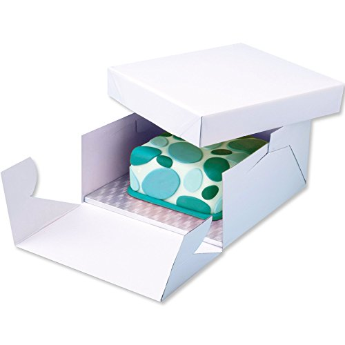 PME Square Cake Board & Cake Box 12-Inch / 30 cm