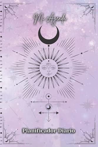 Agenda Diaria: Basada en la Ley de Atracción, inspirada en la Astrología. (Spanish Edition)