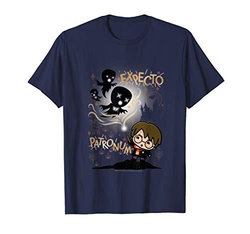 Harry Potter Expecto Patronum Chibi Potter Too T-Shirt