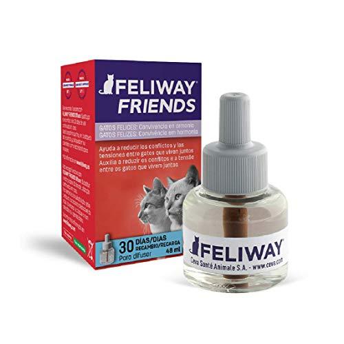 FELIWAY Friends - Anticonflictos para gatos - Peleas,
