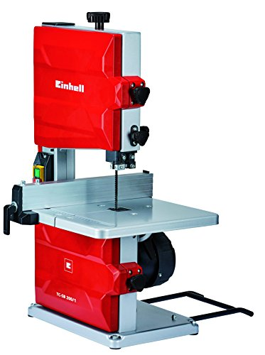 Einhell Scie à ruban TC-SB 200/1 (250 W, Nombre de dents : 6/25.4 mm,...