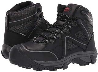 [アベンジャー] メンズ 男性用 シューズ 靴 ブーツ 安全靴 ワーカーブーツ A7712 Steel Safety Toe - Black [並行輸入品]