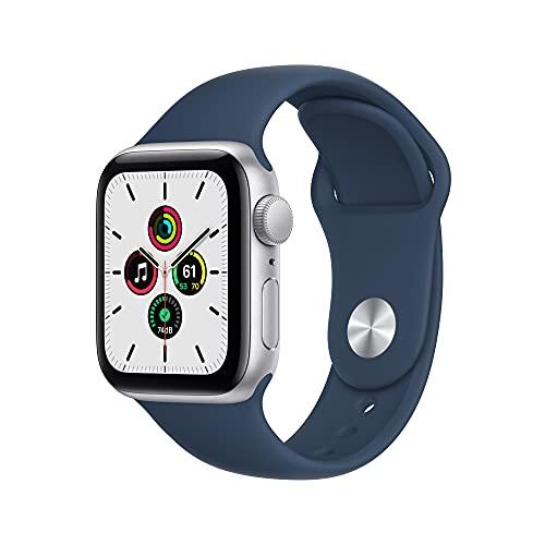 Apple Watch SE (GPS, 40mm) - Silver...