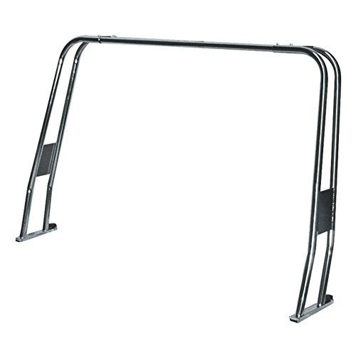 Osculati Edelstahl Geräteträger - Höhe 120cm - Breite ausziehbar 125-220cm