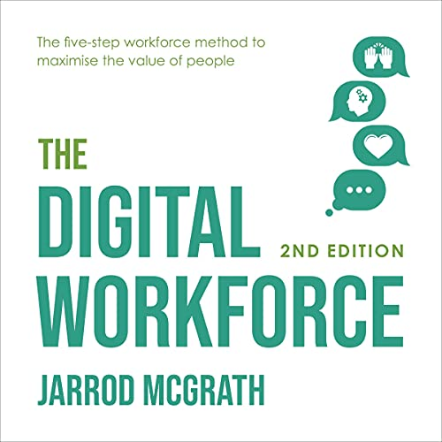 The Digital Workforce, 2nd Edition cover art