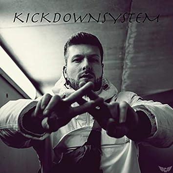 Kickdownsystem