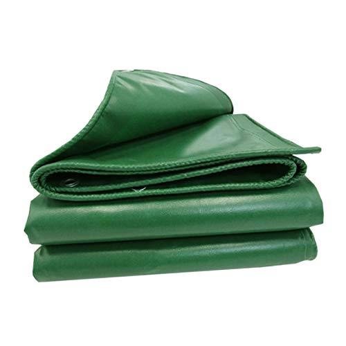 sharprepublic Lona Resistente, Lona Plástica Impermeable de Polietileno con Ojales para Techo, Camping, Exterior, Suelo, Coche, Patio. Lluvia O Sol - Los 5x5m