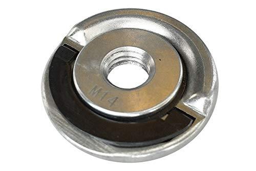 Schnellspannmutter M14 für Winkelschleifer Schraube