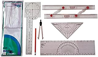 Davis Instruments Charting Kit (Pkg. 6 Pieces Included)