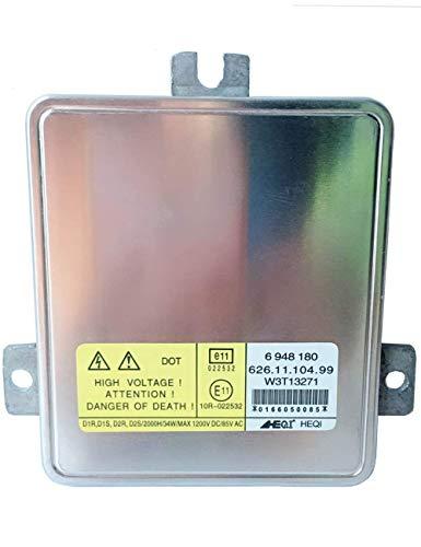 Auto D1S Xenon HID Scheinwerfer Steuergerät Vorschaltsteuergerät mit Ballast 6948180 63126948180 W3T13271 12V 35W