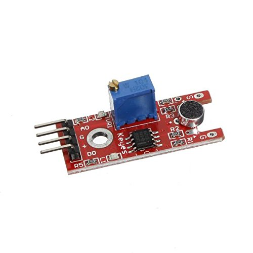 Módulo micrófono de voz Sensor de Sonido para Arduino
