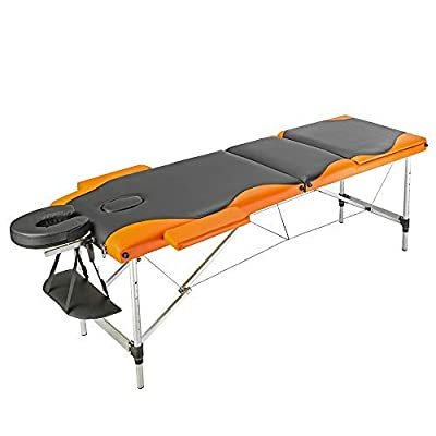 Teekland Portable Folding Massage Table w/Free ...