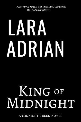 King of Midnight: A Midnight Breed Novel (English Edition)