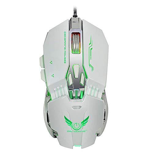 BAIYI Wired Gaming Mouse met macro definition voor de wedstrijd USB-muis hoogwaardige high-end muis