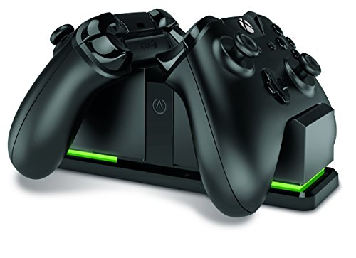 PowerA Charging Station with Elite Door for Xbox One- Black