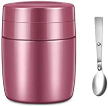 WCHCJ Thermal Lunch Box- Vacuum Insulated Stainless Steel Food Jar, Thermos Food Jar, (Color : A)