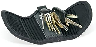BLACKHAWK! Traditional Black Cordura Open Key Holder