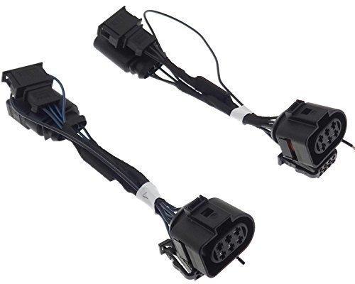 Rückleuchten Adapter für A3 8P Sportback LED Facelift Kabel Stecker Heckleuchte