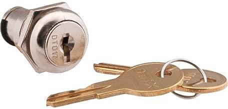DETEX CORPORATION Emergency Exit Alarm Cylinder Lock with Keys PP5572
