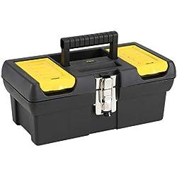 STANLEY Caja de herramientas millenium con cierres metálicos Stanley