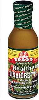 Bragg Organic Apple Cider Vinaigrette Dressing, 354 ml