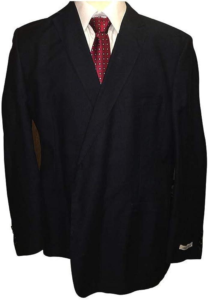 Palm Beach 52 Long Micro Corduroy Linen Cotton Blend Sport Jacket 52L