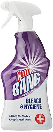 Cillit Bang Bleach and Hygiene Spray Cleaner 750 ml
