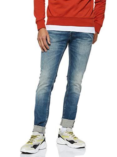 Jack & Jones JJGLENN Jjoriginal JJ 887 Noos Jeans, Bleu (Blue Denim), (Taille Fabricant: W28/L32) Homme