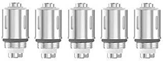 ELEAF GS Replacement Coils Heads 0.75 ohm for GS Air, GS Air 2, iJust Start, iStick Basic Atomizer Tanks - (Pack of 5)