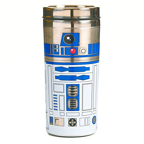 Star Wars Tazza da Trasporto 400 Ml - R2-D2