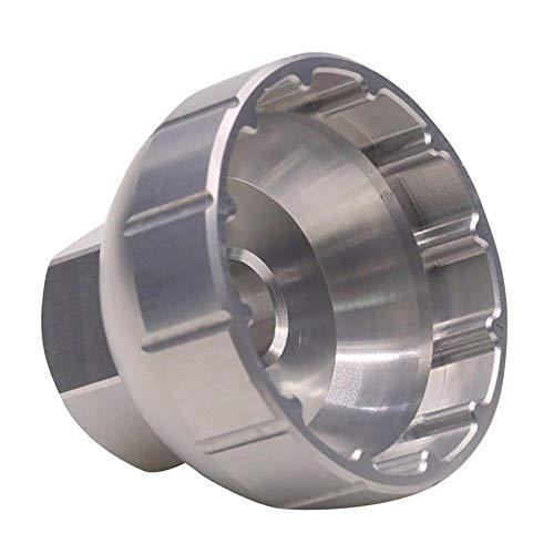 TOOGOO Herramienta de ReparacióN de Pedalier de Bicicleta de Aluminio Duradero para Rotor Sram Dub Bsa30
