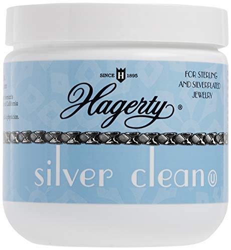 Hagerty 15507 7-Ounce Silver Cleaner, White
