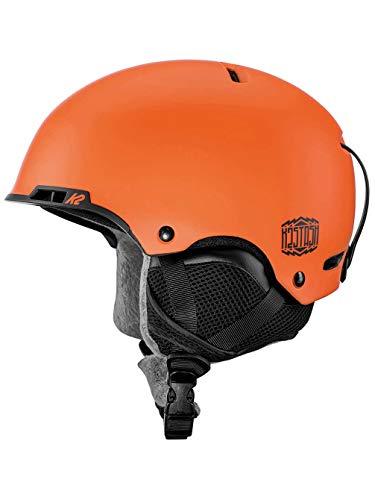 K2 Skis Herren STASH orange Skihelm, M