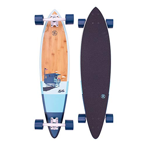 Z-Flex Skateboard - Bamboo Pintail