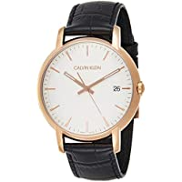Calvin Klein Minimal Quartz Silver Dial Men's Watch