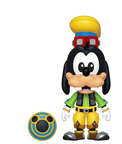 Funko- 5 Star: Kingdom Hearts 3: Goofy 5 Estrellas, Multicolor, Talla única (34565)