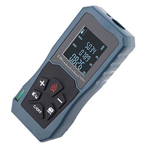 Digitaler Laser Entfernungsmesser, Entfernungsmesser für Entfernungen, Entfernungsmesser, Messbereich 0,05-40m \ 0,05-60m \ 0,05-80m \ 0,05-100m(JP100)