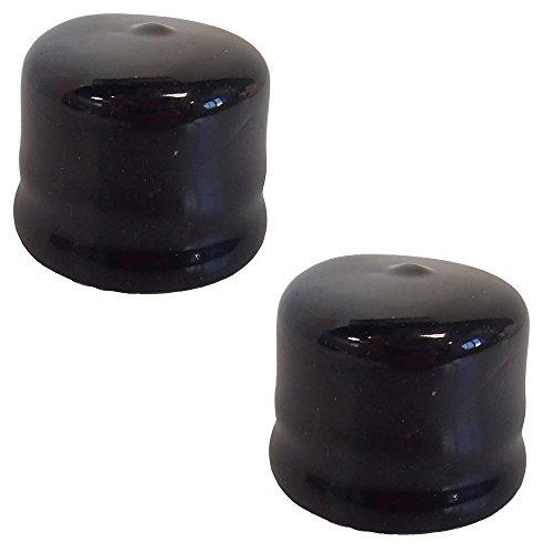 Price comparison product image 532104757 2 Wheel Axle Hub Caps for Craftsman Poulan Husqvarna AYP 175039 104757