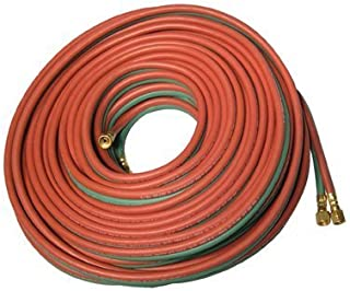 Best Welds Hose Twin Welding Hoses, 3/16 In, 100 Ft, All Fuel Gases - 1 Piece
