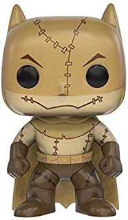 Funko POP Heroes Villains as Batman Scarecrow Action Figure