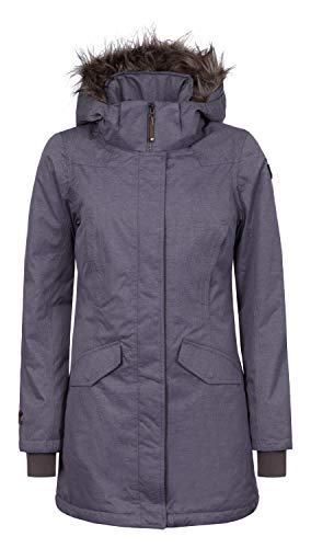 Icepeak Taline Parka Women 53042 Größe 42 810-light Grey