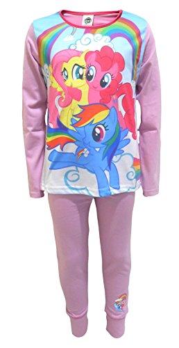 My Little Pony - Pijama para niña Rosa. 110 cm